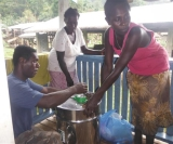 News from the field: Mary Zautu, Rarakisi Village, Choiseul