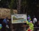 Pride of Boeboe: opening of the marine & forest conservation home stay.